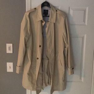 Brooks Bothers rain coat
